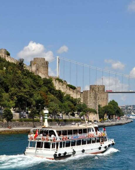 Bosphorus Sightseeing Cruise in Istanbul