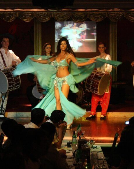 Turkish Night and Dinner Show at Restaurant